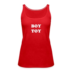 Boy Toy - Frauen Premium Tank Top