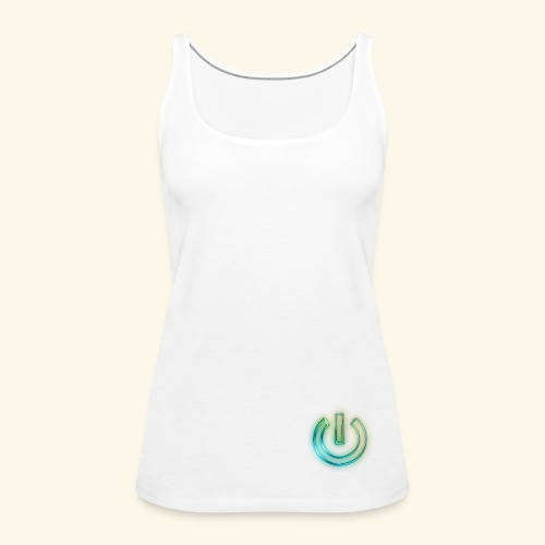 JJAMovies Womans Top  - Women's Premium Tank Top