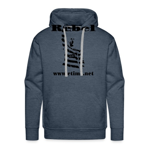 Rebel - Hoodie - Men's Premium Hoodie