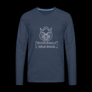 stonefield wild boar - Langarmshirt - Männer Premium Langarmshirt