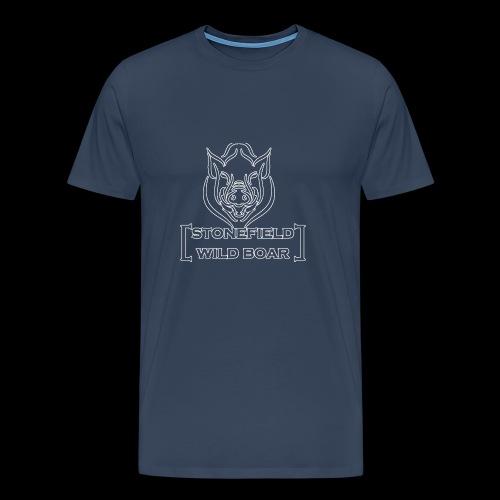 stonefield wild boar - Tshirt - Männer Premium T-Shirt