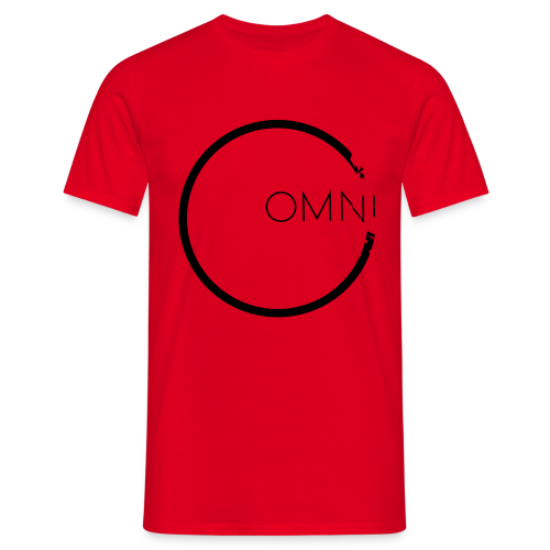 OMNI the circle  - Männer T-Shirt