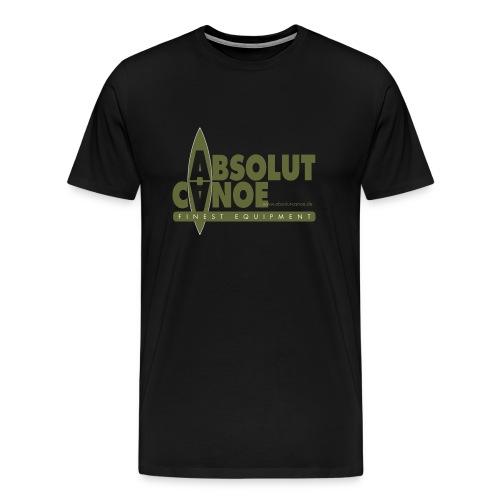 absolut canoe Männer Premium T-Shirt - Männer Premium T-Shirt