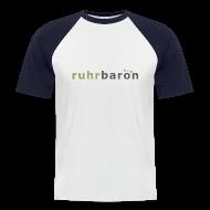 T-Shirts ~ Männer Baseball-T-Shirt ~ Artikelnummer 11584105