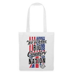 Country Nation Tote Bag - Tote Bag