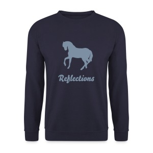 Silver Reflections  - Mannen sweater