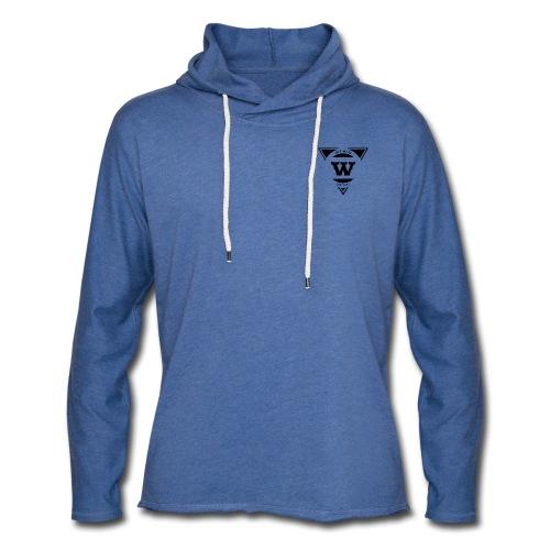 W.I.P Casual Hoodie - Light Unisex Sweatshirt Hoodie