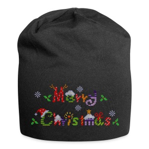 Merry Christmas - Jersey-Beanie