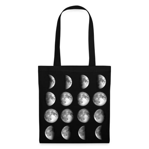 Mond Zyklus Tasche - Tote Bag