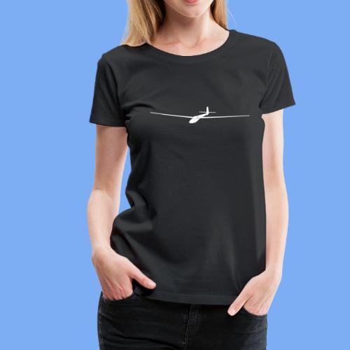 Segelflugzeug - Women's Premium T-Shirt