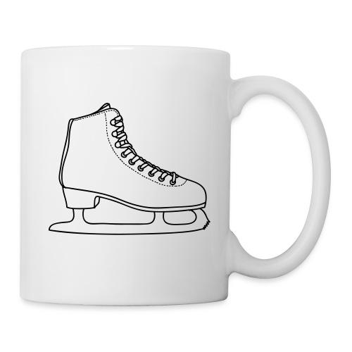 SCHLITTSCHUH Eiskunstlauf - Tasse