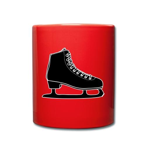 SCHLITTSCHUH Eiskunstlauf 2 - Tasse einfarbig