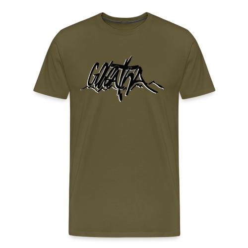 Golgatha REAL - Männer Premium T-Shirt