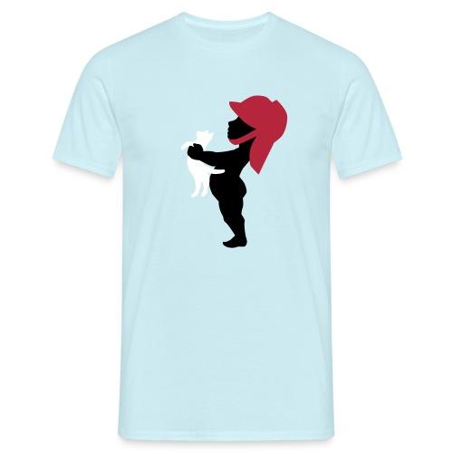 Feuermann - Männer T-Shirt