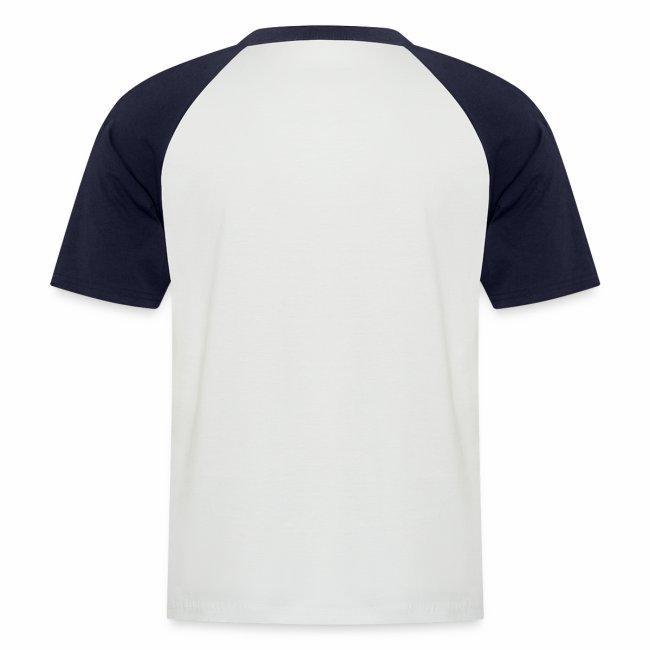 Camiseta béisbol logo MD original gris