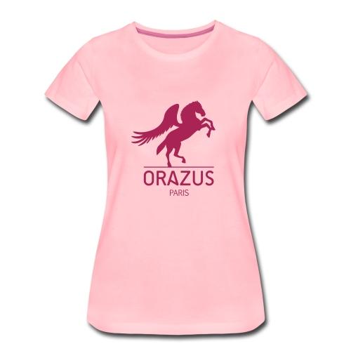 Orazus classic 2017 - T-shirt Premium Femme