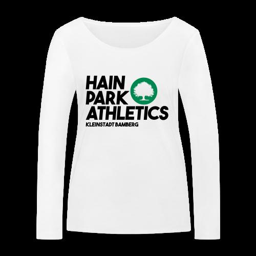 Hain Park Athletics - Damen BIO Langarmshirt - 100% Baumwolle - #SERS  - Frauen Bio-Langarmshirt von Stanley & Stella
