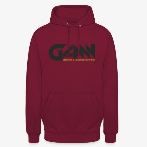 Neues Design 2 GAM Pullover - Unisex Hoodie