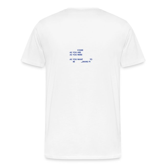 "t-shirt ""Love You Demna"""