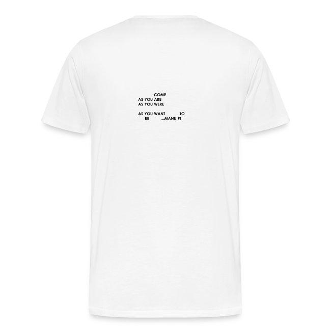 """t-shirt """"parisien"""""""