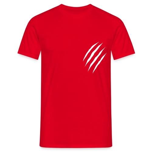 Slashed - Men's T-Shirt