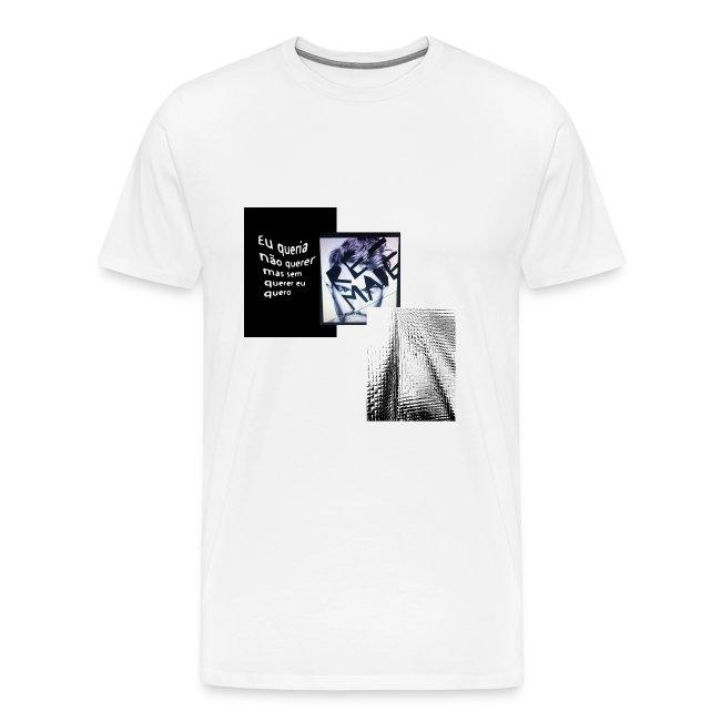 """t-shirt """"Eu"""""""