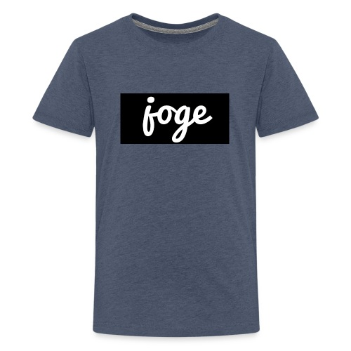 Joge Kinder T-Shirt - Teenager Premium T-Shirt