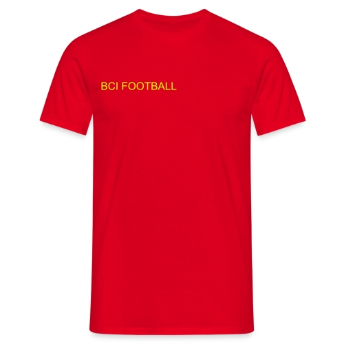 bci rouge - T-shirt Homme