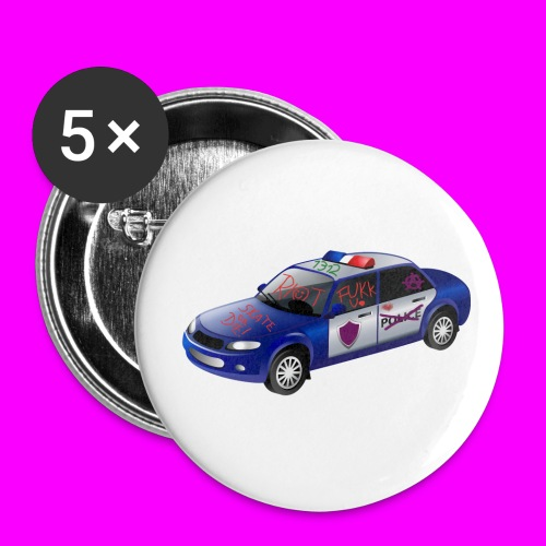 Fukk  - Buttons klein 25 mm