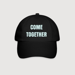 Come Together - in Love - Baseballkappe