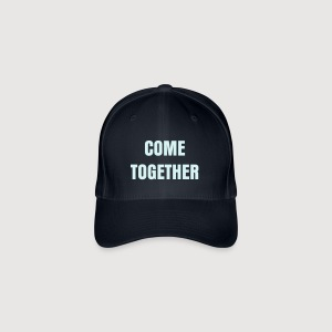 Come Together - in Love - Flexfit Baseballkappe