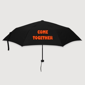 Come Together - in Love - Regenschirm (klein)
