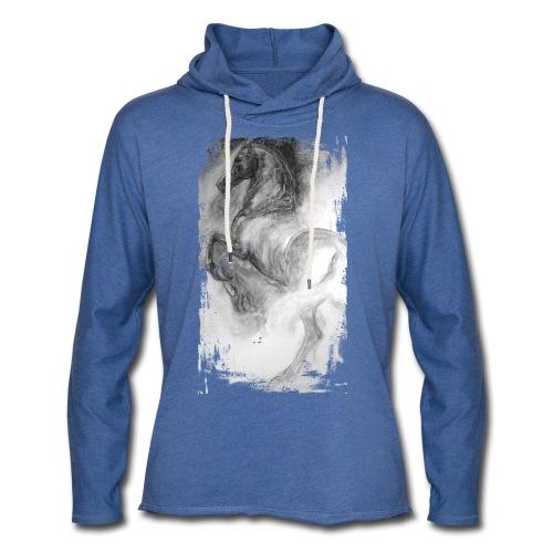 Traumpferd Kapuzen Sweatshirt  - Leichtes Kapuzensweatshirt Unisex