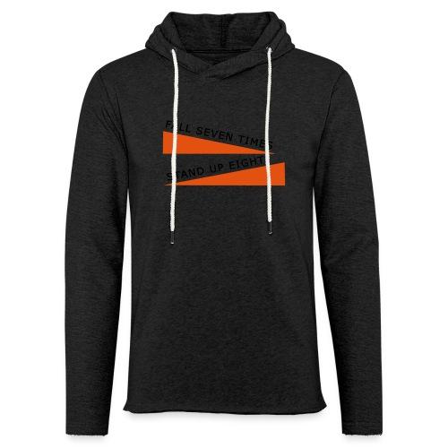 Kapuzensweatshirt für Kämpfer - Leichtes Kapuzensweatshirt Unisex