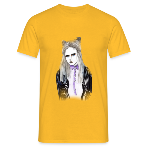 Portrait II - T-shirt Homme