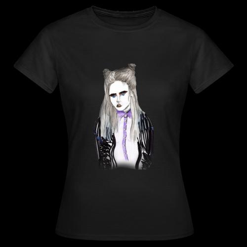 Portrait II - T-shirt Femme