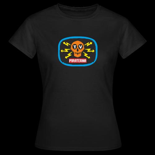 T-shirt dam, TV-piraterna - T-shirt dam