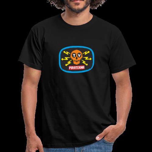 T-shirt, TV-piraterna - T-shirt herr