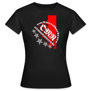 OMR 2.0 Ladies - Frauen T-Shirt