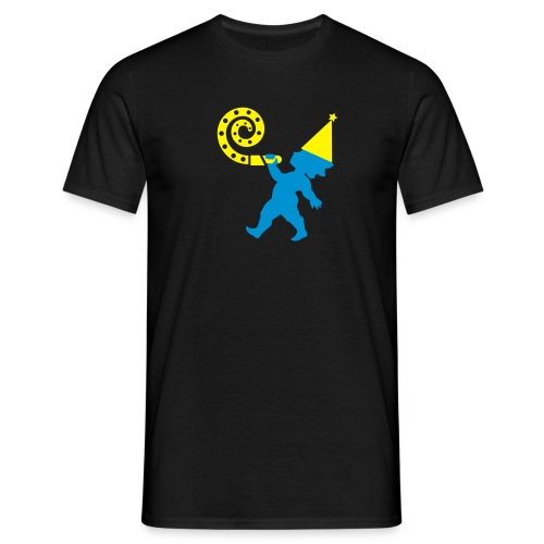 Cupido Birthday - Männer T-Shirt