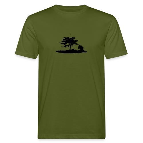 Startplatz Buzet - Bio T-shirt - Männer Bio-T-Shirt