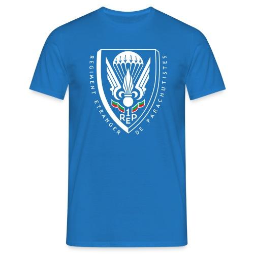 1er REP Badge - Foreign Legion - T-Shirt - Men's T-Shirt