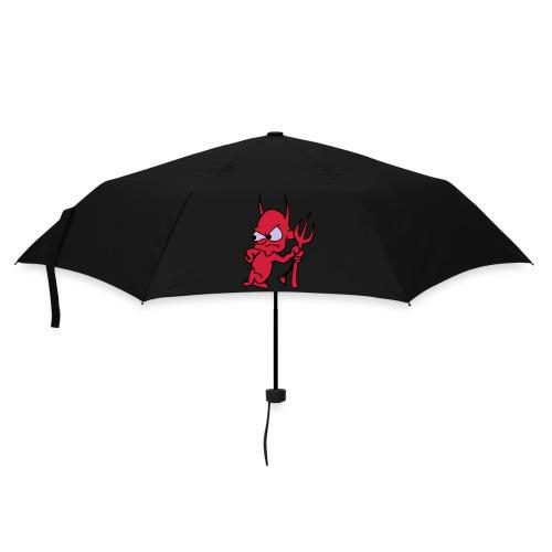 Skriver gerne på den. :) - Paraply (lille)