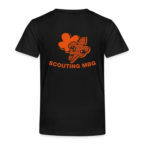 Explorers t-shirt (kleine maten) - Kinderen Premium T-shirt