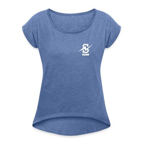 Streetiz - T-shirt (E-Queenz) - T-shirt à manches retroussées Femme