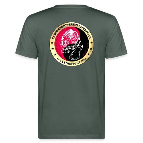 Leinefighter 2017 - Männer Bio-T-Shirt