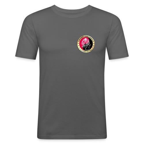 Leinefighter 2017 (slim) - Männer Slim Fit T-Shirt