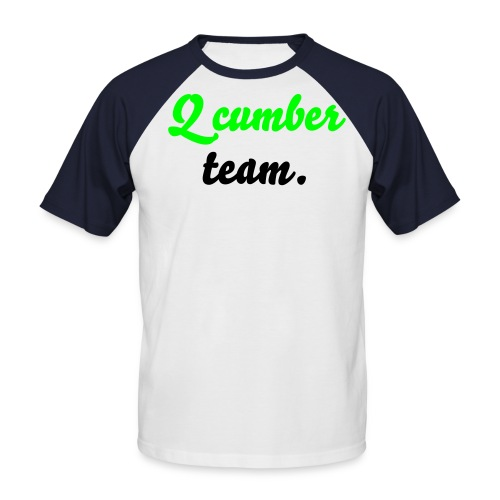 for the team! - Men's Baseball T-Shirt