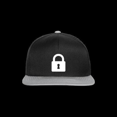 Caps lock - Snapback-caps
