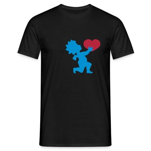 Kupido - Männer T-Shirt